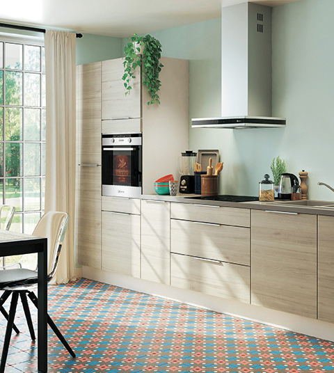 cuisine kalie. Black Bedroom Furniture Sets. Home Design Ideas
